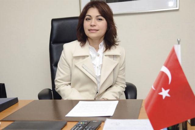 TC Münster Başkonsolos Pınar Gülün Kayseri, Pınar Gülün Kayseri