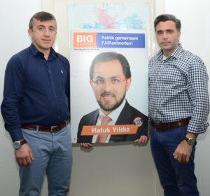 Nihat Becirovoic, Ahmet Kalaycı, BIG Partei, BIG Partei Bielefeld