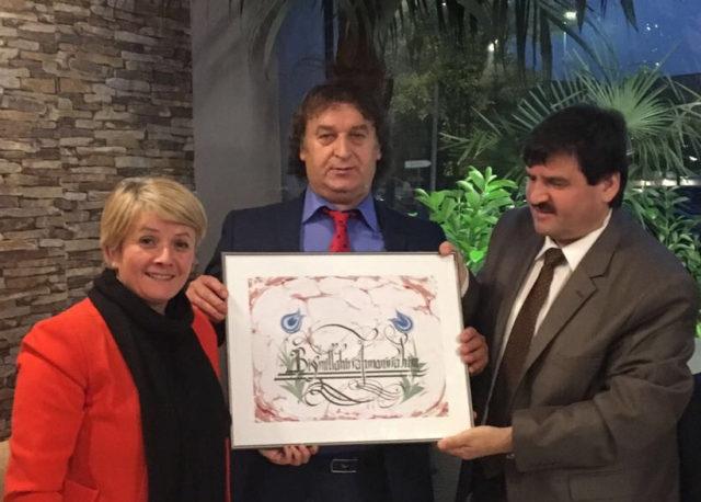 Adnan Derviş Iftar, Zülfiye Kaykın, Adnan Derviş