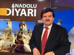 Mümin Uluç, Anadolu Diyarı programı, Avrupalı Türklerin Televizyonu,