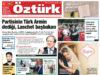 Juni Ausgabe der Öztürk Werbezeitung, Haziran Sayısı Öztürk Gazetesi,
