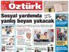 Juli Ausgabe der Öztürk Werbezeitung, Temmuz Sayısı Öztürk Gazetesi,