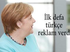 Şansölye Angela Merkel, geleneksel partilileri şaşırtmaya devam ediyor.