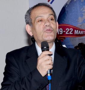 TGF genel başkanı Yılmaz Karaca