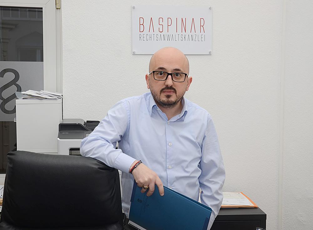 Avukat Murat Başpınar