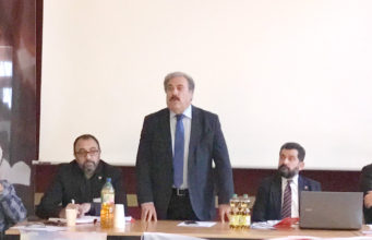CHP OWL-Bielefeld toplantısı