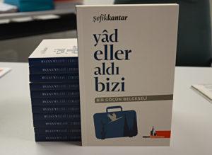 Şefik Kantar'ın Almanya ile ilgili yazdığı 3. kitap.