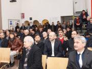 ATIB Bielefeld - Eğitim ve Kültür Merkezi'nin Kongresine büyük ilgi oldu.