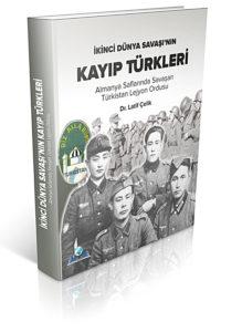 Kayip Türkler'in kapağı