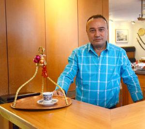 Efes Restoran'da Türk kahvesi yapabilirsiniz!!