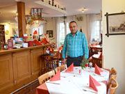 Minden şehrinde bulunan Efes Restoran'ın sahibi Mustafa/Yücel Ülber, Türk mutfağı konusunda çok iddialı.