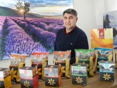 İpek Bulgur GmbH şirketinin merkezi Werther'de genel müdür Yavuz Kızılkan ile görüştük.