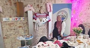 Kadınlar Kolu Schwerte bölge başkanı Fatma Kalyoncu.