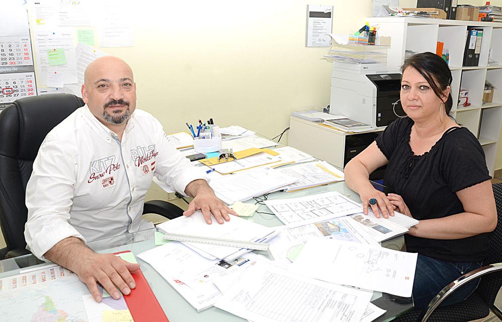 Erol Akbulut ve Selma Akın (Azizoğlu).
