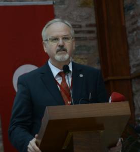 Genel Başkanı İbrahim Erdoğan