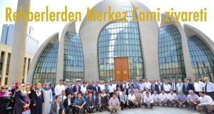DİTİB Merkez Cami Köln.