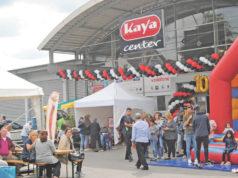 Bielefeld-Brackwede'deki Kaya Center'in 10. yıl kutlamasına ilgi büyük oldu.