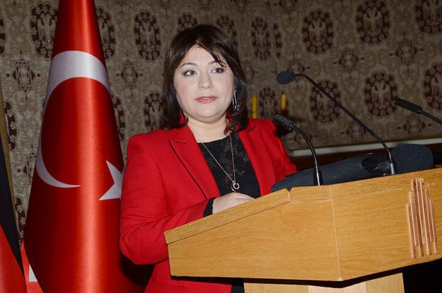 T.C. Münster Başkonsolosu Pınar Gülün Kayseri günün önemini anlattı.