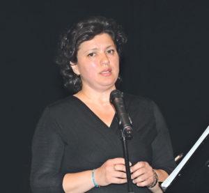 Bestekar Dr. Hatice Zeynalova.