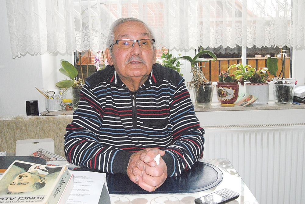 Atilla Kence, Öztürk gazetesinden Himmet ELMACI'ya konuştu.