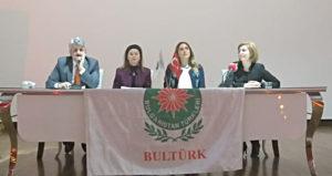 Bultürk Kadınlar Kurultay'ından bir kare..