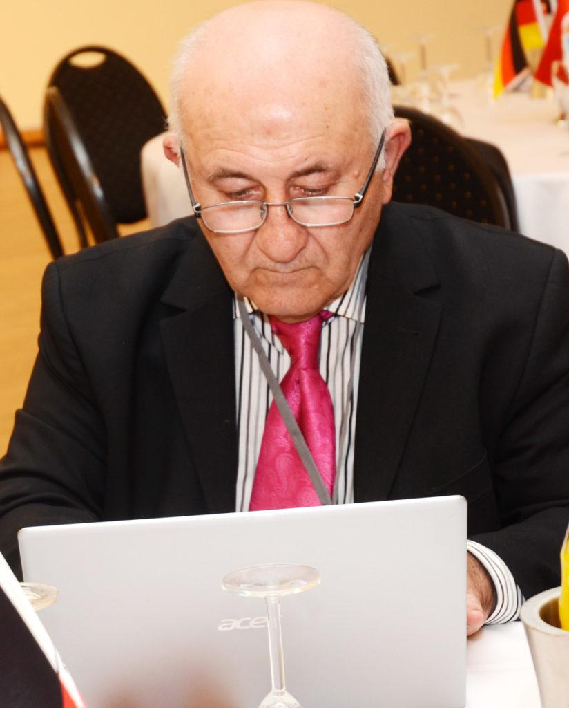 Yeni Posta Gazetesi sahibi Mustafa Bozturgut.