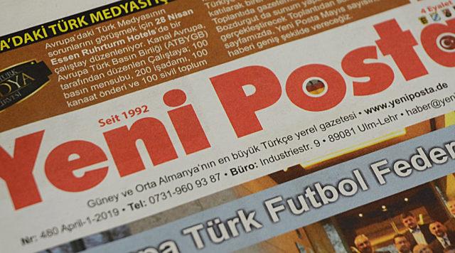 Ulm'de aylık yayınlanan gazete.