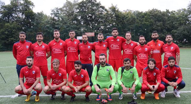 18 Ağustos 2019 tarihli Türkspor Bielefeld.