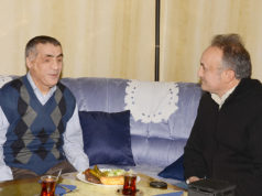 REMZİ EKER ve ADNAN ÖZTÜRK Fotoğraf: Mehmet GÜL