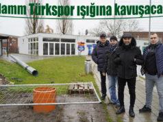 Foto: sağdan sola: İbrahim Turan, Erdal Akyüz, Tekin Dize ve Yüksel Tirgil.