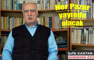 ŞEFİK KANTAR