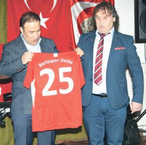 Fatih Ekinci ve Adnan Derviş.