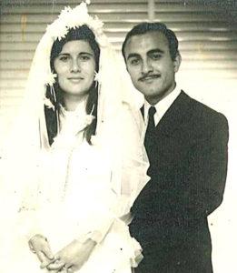 Müyesser ile Adem Ulusoy 26 Ocak 1970 yılında evlenmişlerdi.