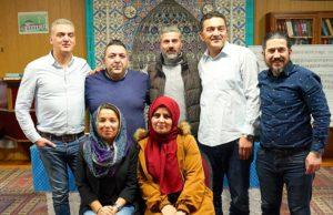 Mümin Keskin, Durmuş Kacabaş, Çiğdem Bektaş, Yusuf Kuşaklı, Erdoğan Çakır ve Halil Aksu