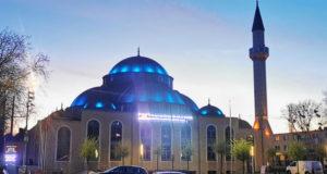 DİTİB Marxloh Cami. Fotoğraf: Hayrettin ÖZCAN