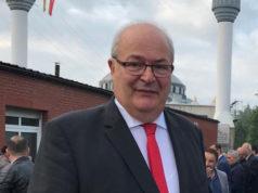 Hamm Büyükşehir Belediye Başkanı Thomas Hunsteger Petermann.