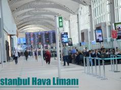 İstanbul hava limanı baştan sona dezenfekte edilecek.