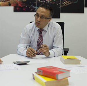 Vergi Osnabrück müdürü Ahmet Koçbay