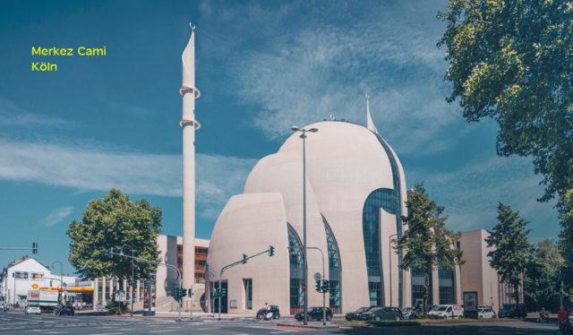 Merkez Cami Köln - Fotoğraf: DİTİB Genel Merkez Basın
